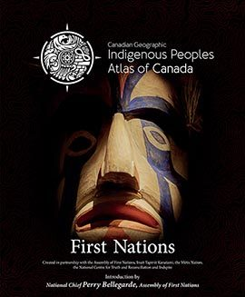 First Nations Section Cover Art