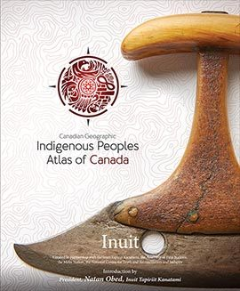 Inuit Section Cover Art