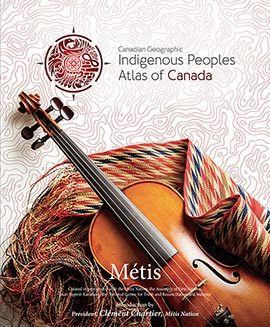 Métis Section Cover Art