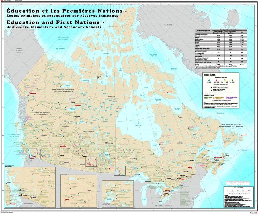 Education   Indigenous Peoples Atlas of Canada