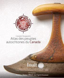 Inuit Illustration de la couverture de la section