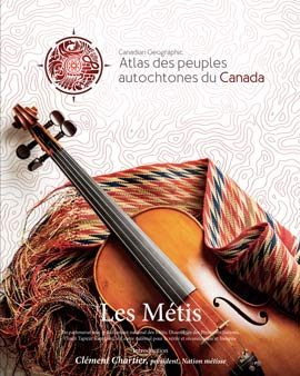 Les Métis Illustration de la couverture de la section